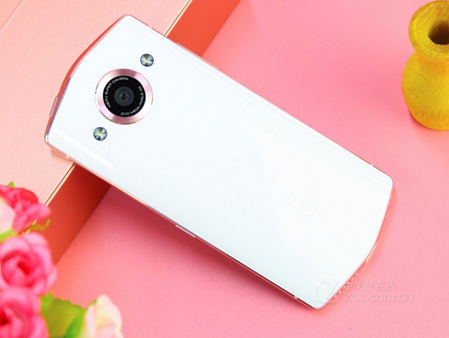 080P高清屏美图M6s手机云南促销2400元