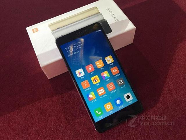 小米红米Note4(标准版/全网通)手机-红米NOTE 4全网通16GB昆明图片